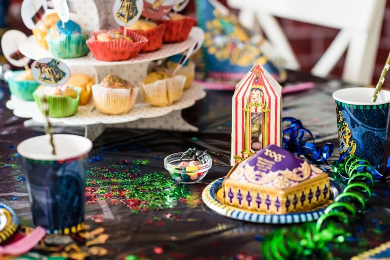 Lillis Harry Potter Party Inspirationen Familie Baby Kind Und Meer