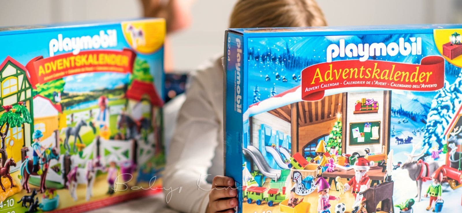 Playmobil Weihnachtskalender.Playmobil Adventskalender Spielzeug Baby Kind Und Meer