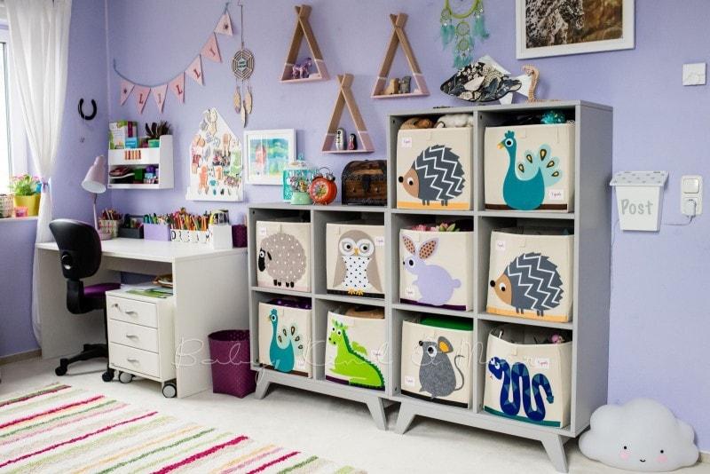 Roomtour Lillis Neues Kinderzimmer Inspirationen Deko Schönes
