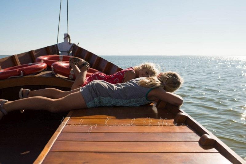 Bootsfahrt Albufera 8