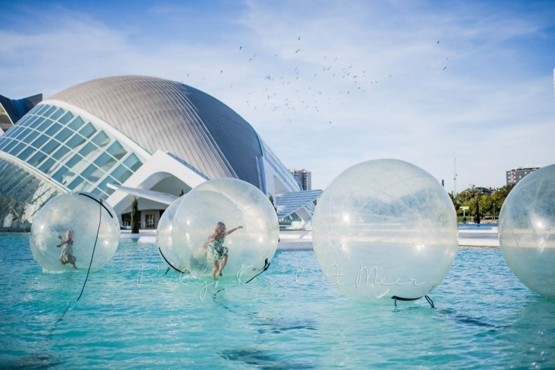 Ciutat De Les Arts I Les Ciències Valencia 9
