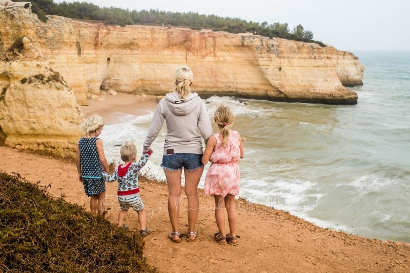 Praia De Benagil 7
