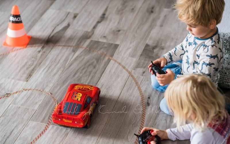 Cars Autorennen 5