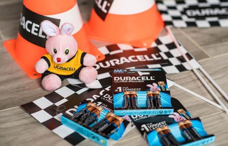 Duracell Batterien 1