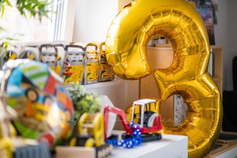 Baustellen Geburtstag 5