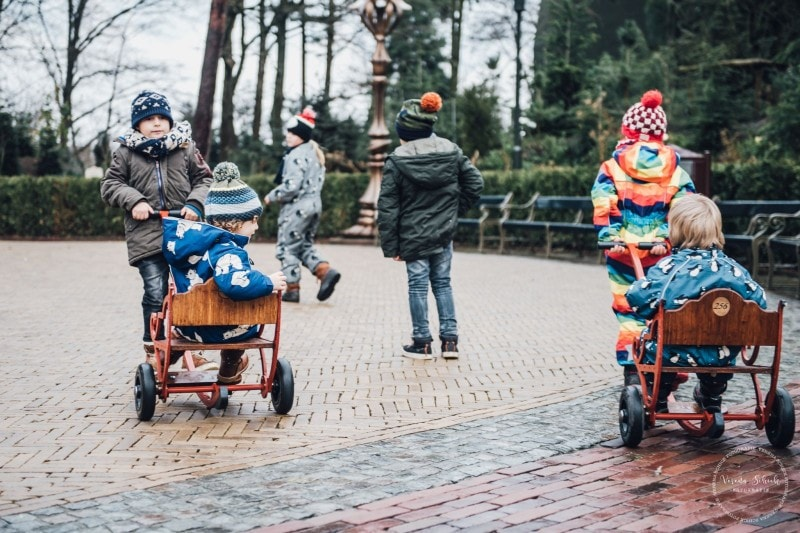 Efteling Freizeitpark Winter Silvester 39