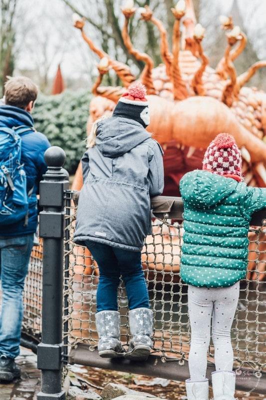 Efteling Freizeitpark Winter Silvester 4