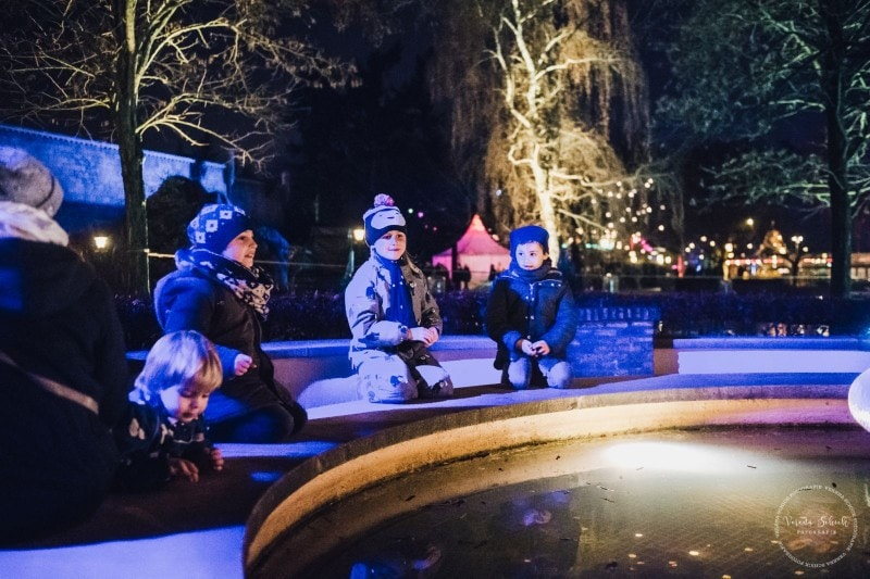 Efteling Freizeitpark Winter Silvester 48