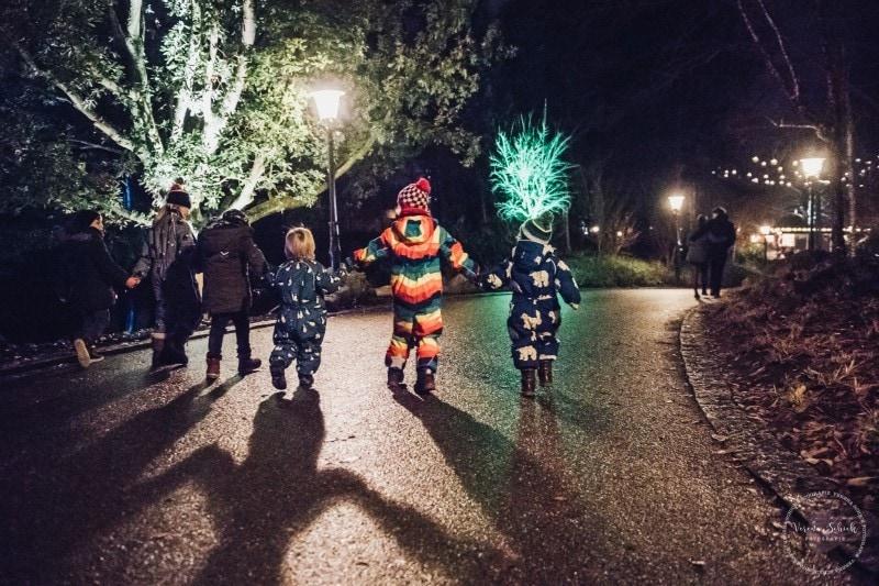 Efteling Freizeitpark Winter Silvester 51