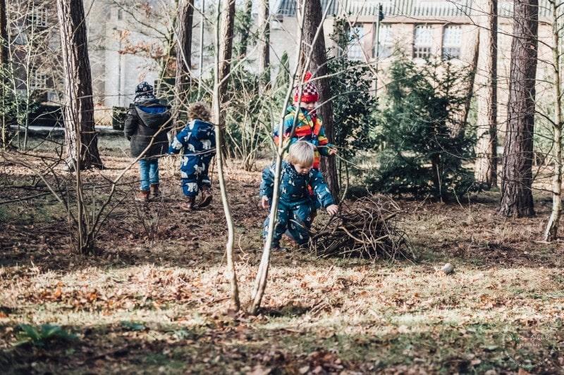 Efteling Freizeitpark Winter Silvester 59