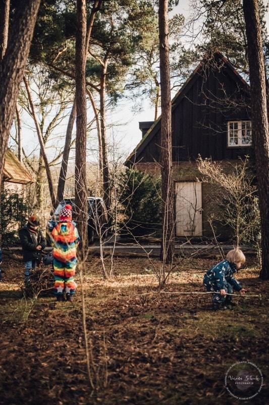 Efteling Freizeitpark Winter Silvester 60