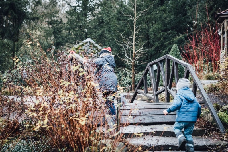 Efteling Freizeitpark Winter Silvester 8