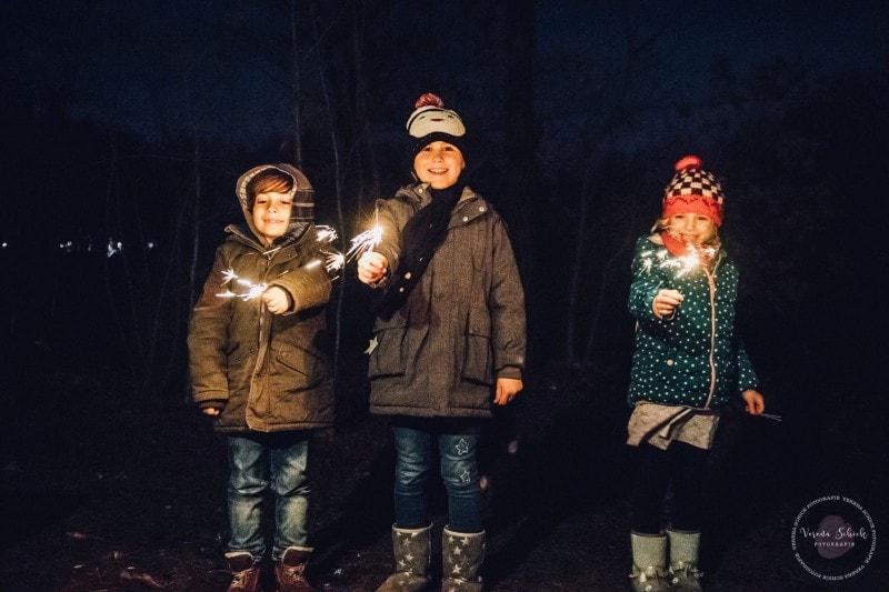Efteling Freizeitpark Winter Silvester 88