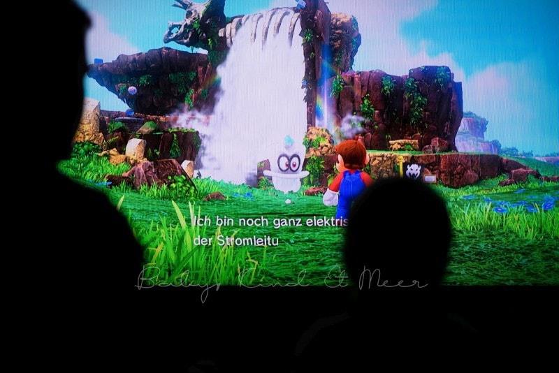 Nintendo Switch Mario Odyssey 2