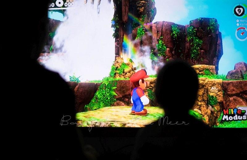 Nintendo Switch Mario Odyssey 3