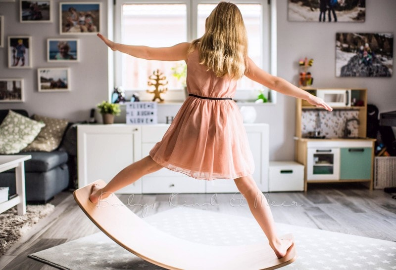 Wobbel Board Balance 19