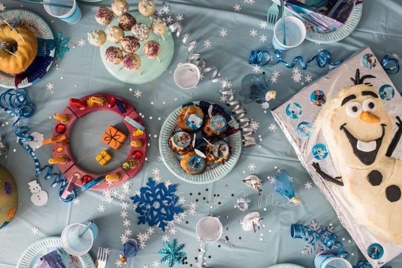 Eiskoenigin Party Elsa Party 17