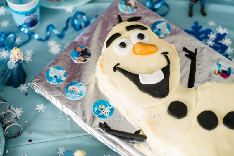 Eiskoenigin Party Elsa Party 2
