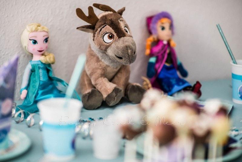 Eiskoenigin Party Elsa Party 4