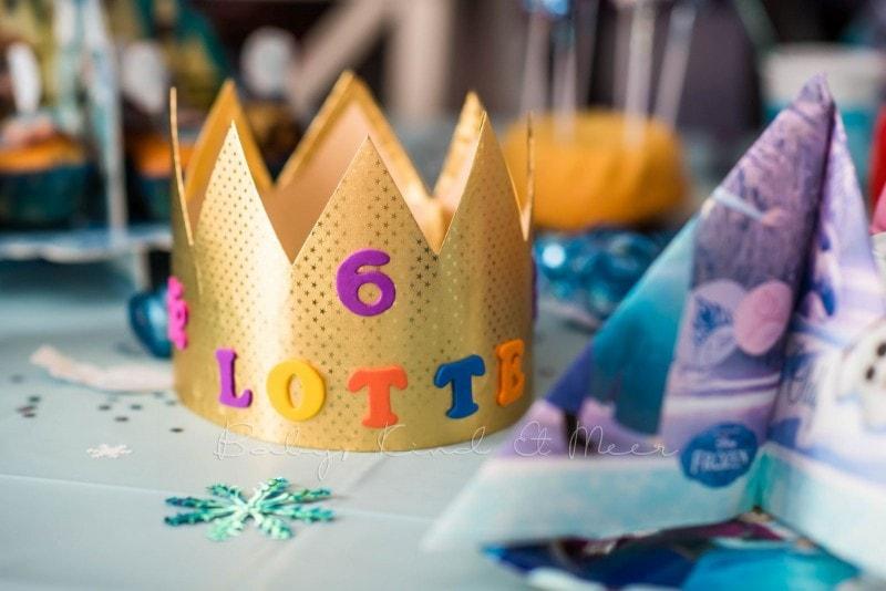 Eiskoenigin Party Elsa Party 6