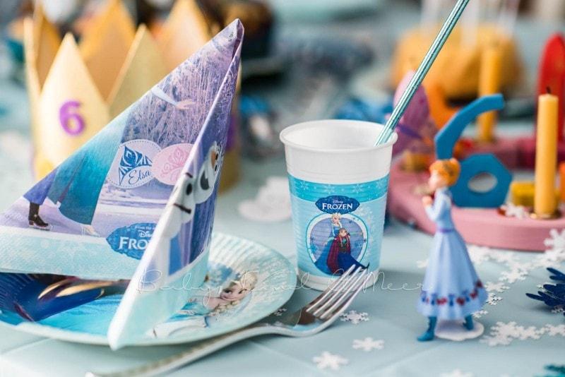 Eiskoenigin Party Elsa Party 7