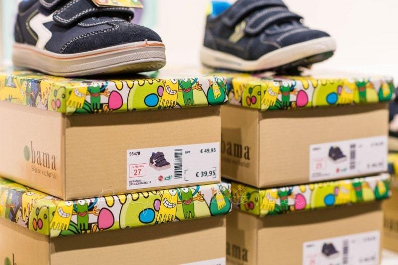 Schuhkauf bei RENO 18