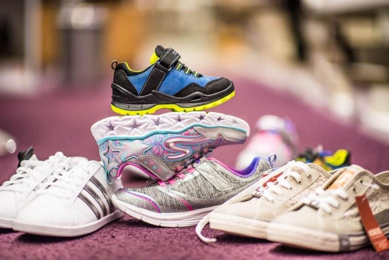Schuhkauf bei RENO 22