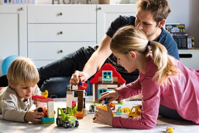Lego dont disturb Kampagne 3