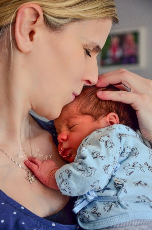 Schwangerschaft und Babyzeit 9