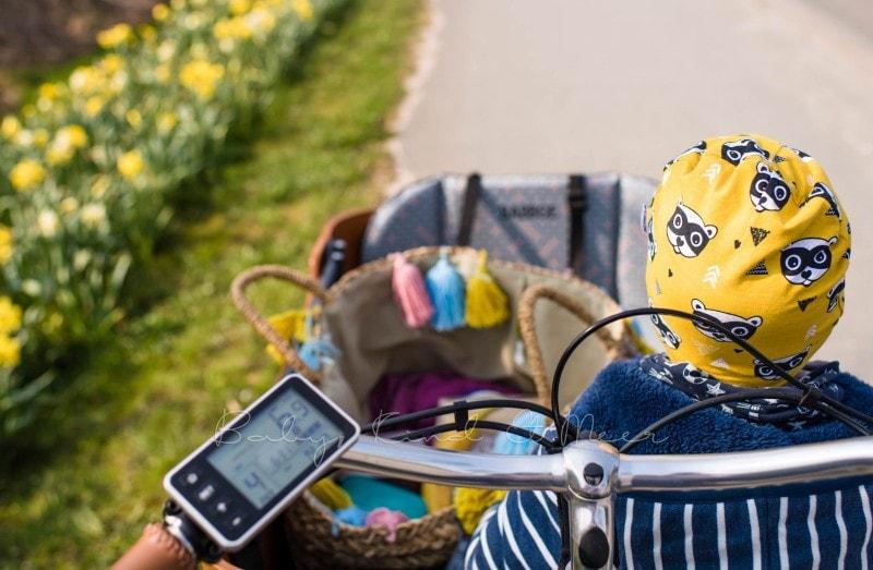 Fahrradtour mit Babboe Curve E Lastenrad 5