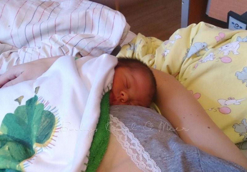 Kaiserschnitt Geburt 8