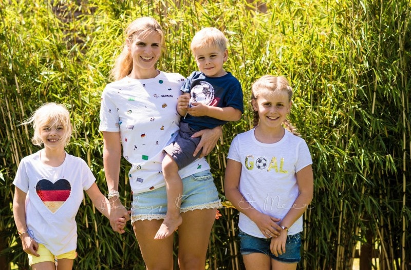 Review for Kids Deutschlandshirts 1