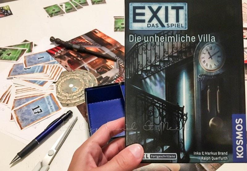 EXIT Spiel