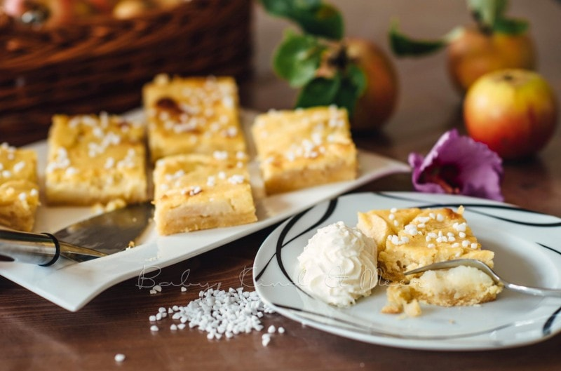 Apfelkuchen mit Marzipanguss Rezept 12