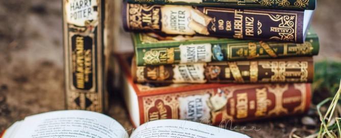 Harry Potter Buecher