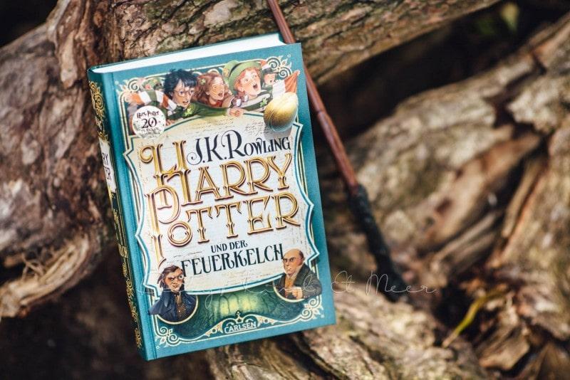 Harry Potter neue Ausgaben Carlsen 8