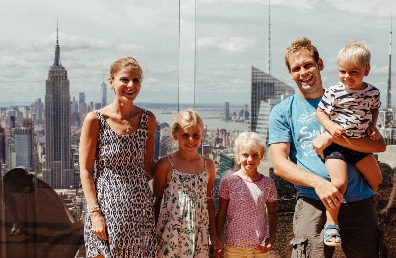 New York mit Kindern 1