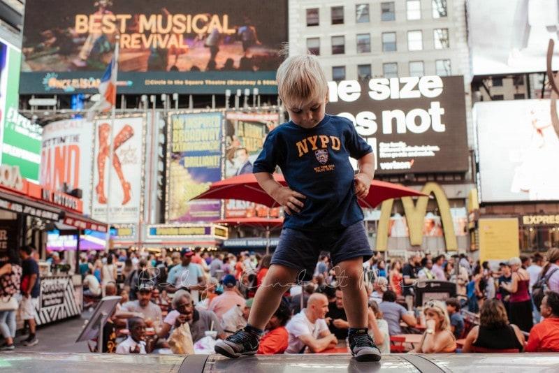 New York mit Kindern 115