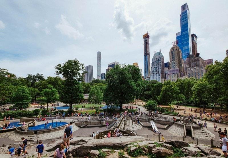 New York mit Kindern 120