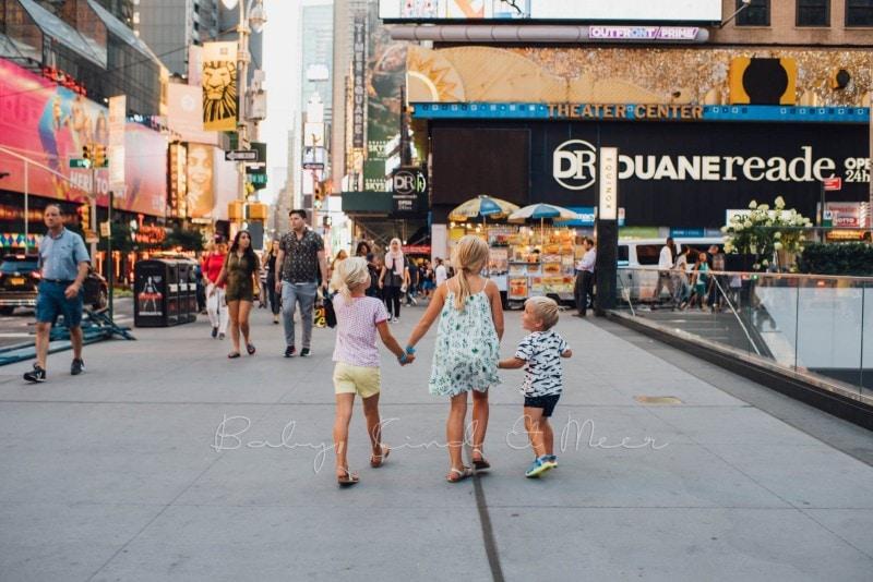 New York mit Kindern 155