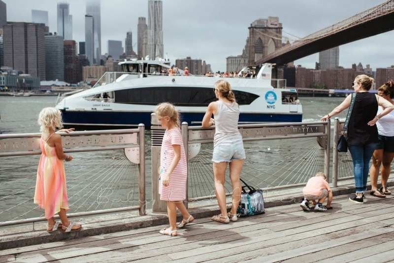 New York mit Kindern 36