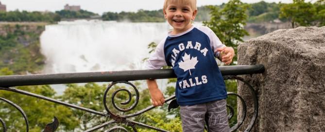 Niagara mit Kindern