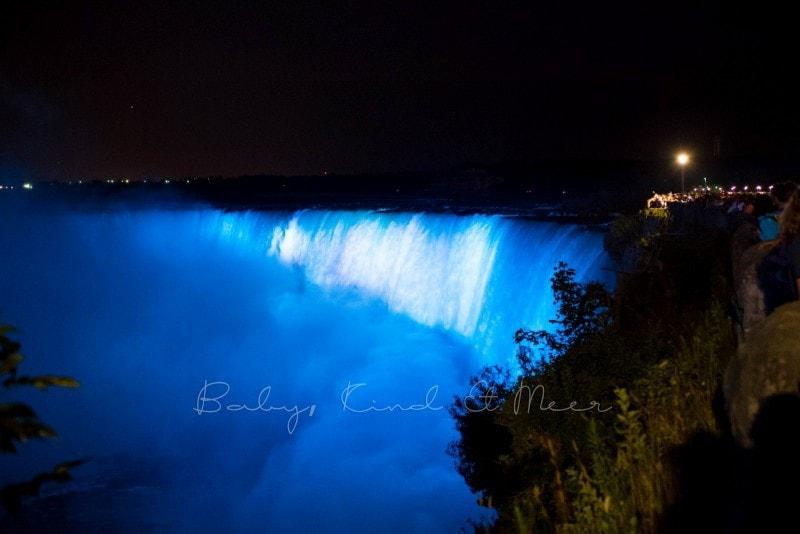 Niagarafälle mit Kindern 37