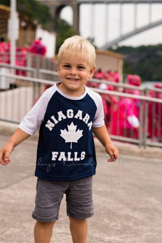 Niagarafälle mit Kindern 48