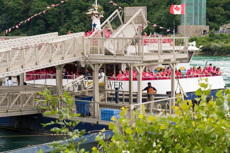 Niagarafälle mit Kindern 49
