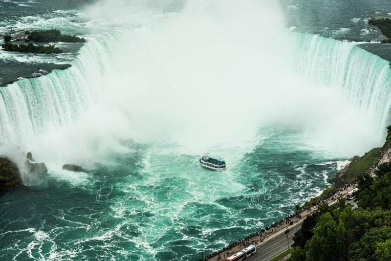 Niagarafälle mit Kindern 59