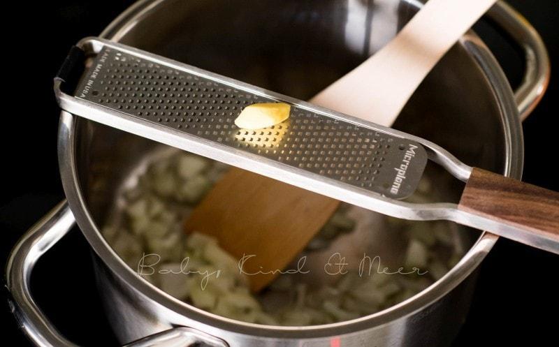 Rezept Kuerbissuppe 6