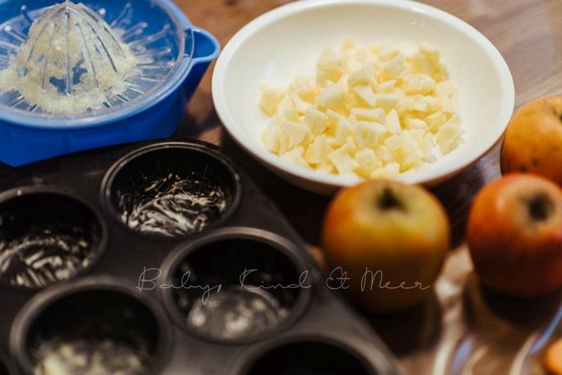 Apfel Zimt Muffins Rezept 5