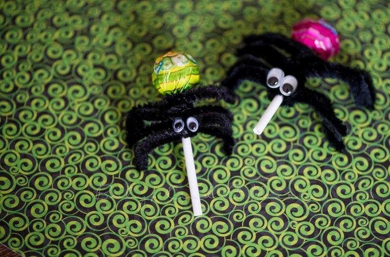 Basteln Halloween DIY 1