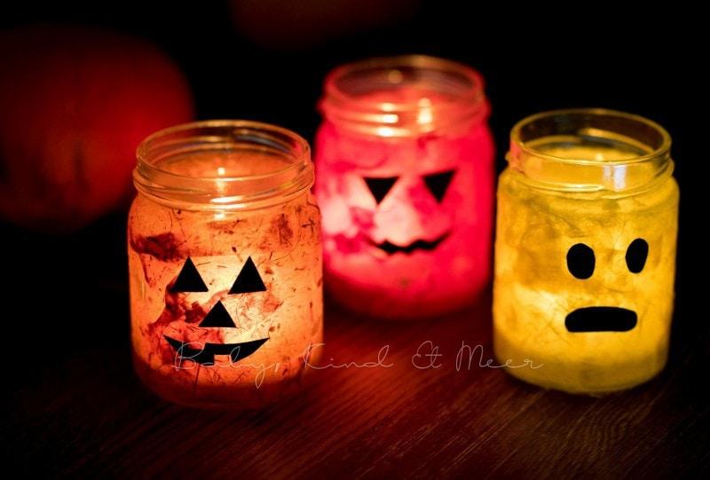 Basteln Halloween DIY 10